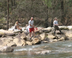 Family Fun In the Ocoee