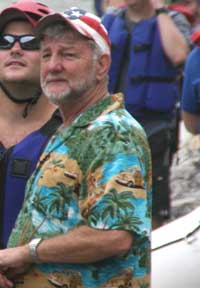 Meet Bob - Ocoee River Outpost Staff