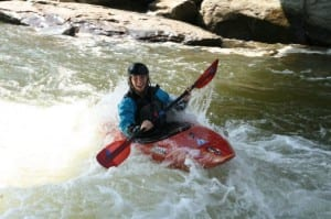 Kayak Clinics on the Ocoee River