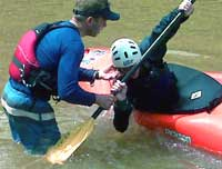 Kayak Coaching on the Ocoee