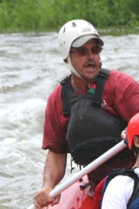 Ocoee River Raft Guide - Meet Ed