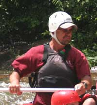 Meet Ed of the Ocoee Adventure Center