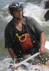 Ocoee River Trip Leader & Kayak Instructor JJ