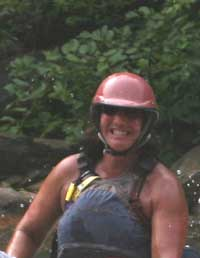 Ocoee River Trip Leader - Laura