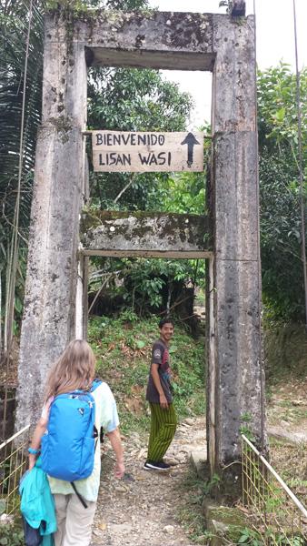 Bridge to Lisan Wasi