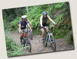 Ocoee Area Mountain Biking