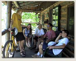 Ocoee Area Mountain Biking Guided Tours