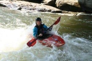 Kayak Clinics on the Ocoee River