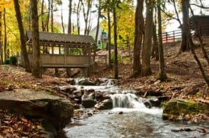 1.Covered-bridge-stream