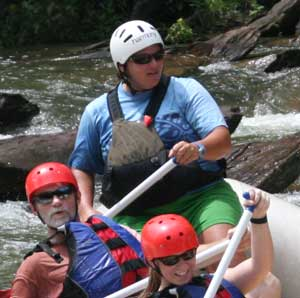 Ocoee River Trip Leader - Meet Amy