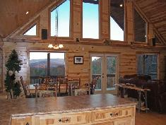 ... Home (including High Speed Wireless DSL) But In A Peaceful And Tranquil  Environment. Thatu0027s What Youu0027ll Find At The Bears Den Luxury Cabin Retreat  U2013 A ...