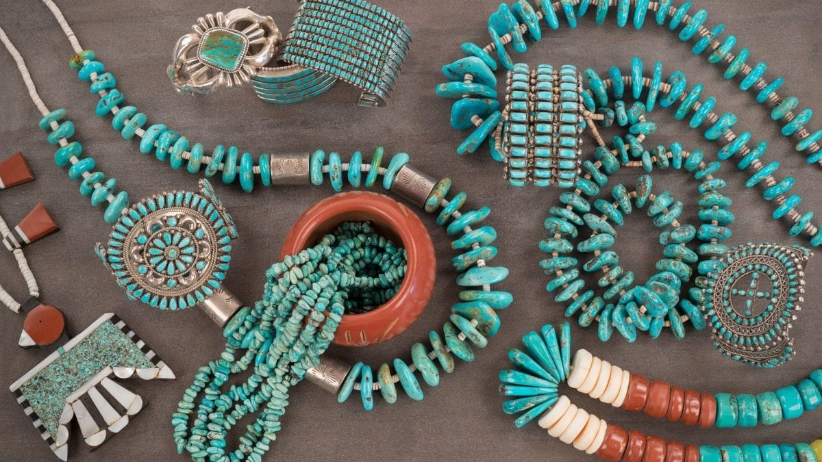 Painted Pony Trading Post turquoise jewelry