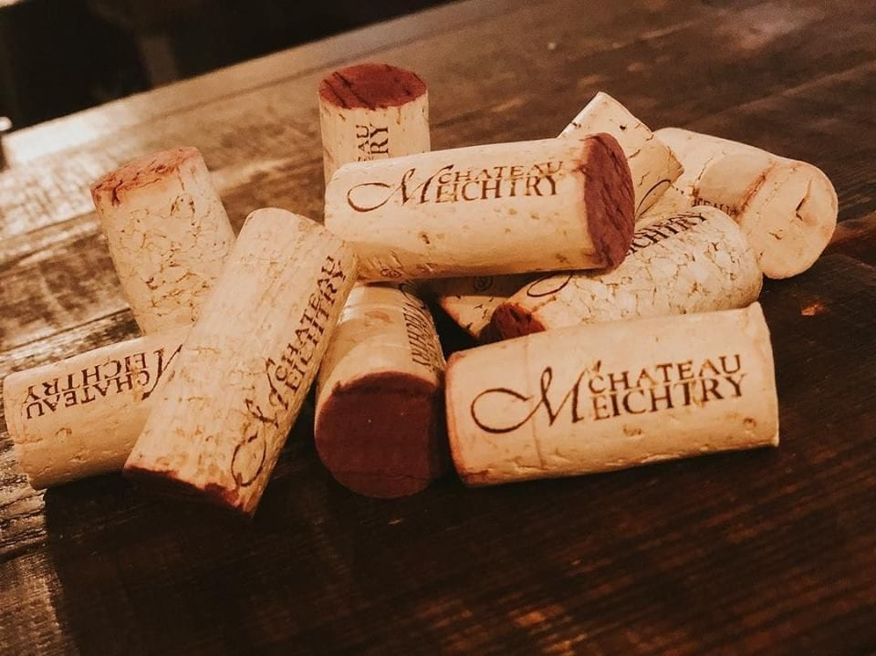 Chateau Meichtry corks